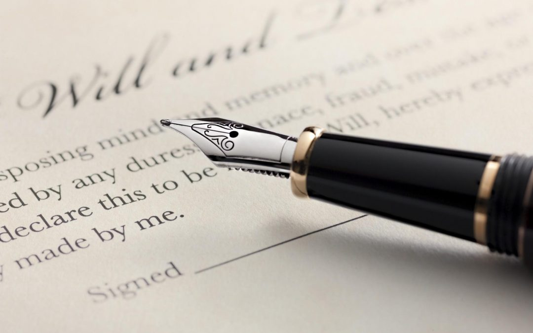 Excuses for Not Making a Will
